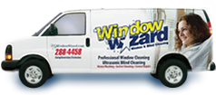 window wizard service vehicle
